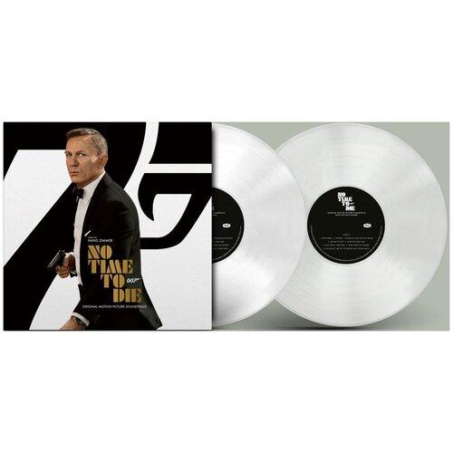 Виниловая пластинка Hans Zimmer. No Time To Die Soundtrack. Coloured (2 LP)