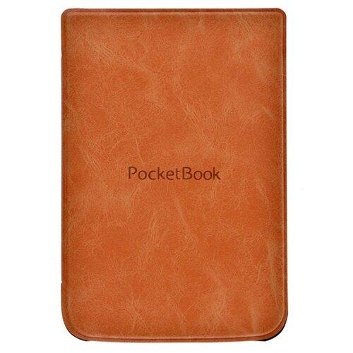 Чехол для книг PocketBook 606/616/627/628/632/633 коричневая