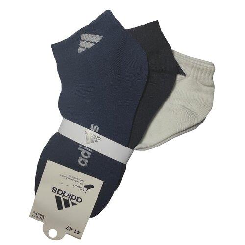 шиповки adidas copa tango 18 3 tf db2410 Носки Adidas 3 пары