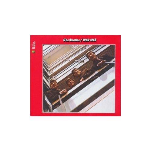 Компакт-диски, APPLE RECORDS, THE BEATLES - 1962-1966 (2CD)