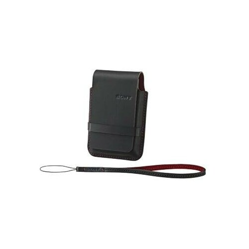 Чехол для фотокамеры Sony LCS-THT Black для аппаратов серий J/ T/ TX/ W / WX черный (LCSTHTB.SYH)