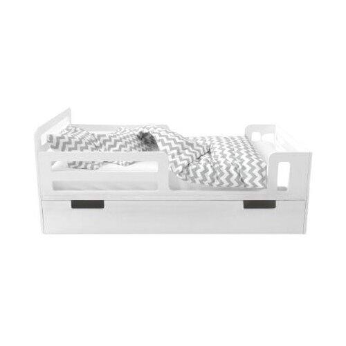 Кроватка Столики детям Малыш М-70 (классическая) белый