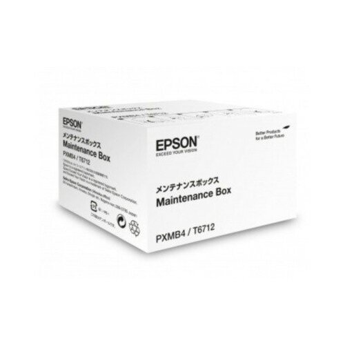 Фото - T6712 Maintenance | C13T671200 сервисный комплект Epson epson epson maintenance tank для stylu pro 7600 9600