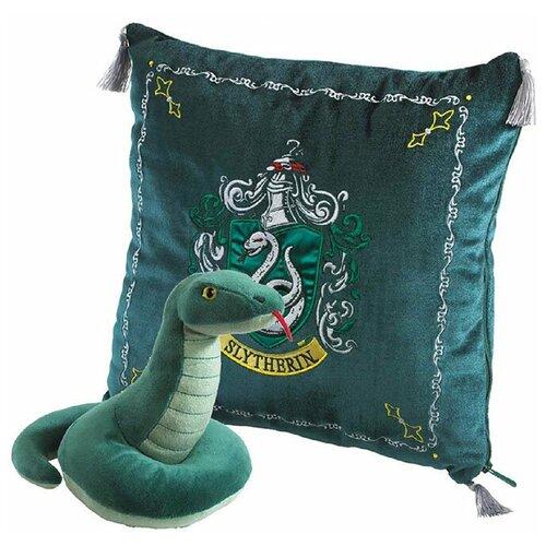 Мягкая игрушка Гарри Поттер: Талисман Слизерина – Змея (мягкая игрушка + чехол для подушки)