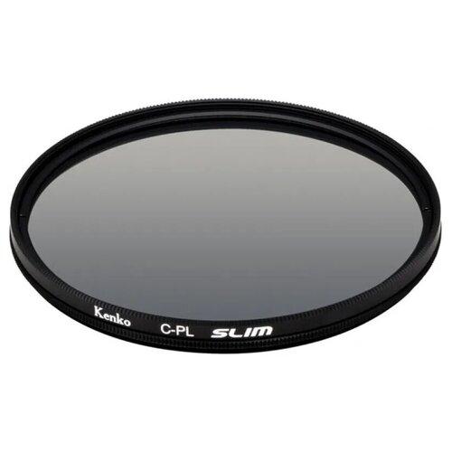 Фото - Поляризационный фильтр Kenko Slim C-PL 77mm влагостойкий поляризационный фильтр hakuba 77 mm circular pl