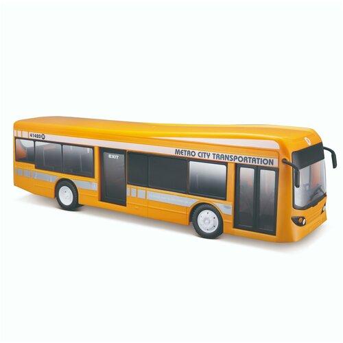 Maisto Городской автобус AUTOBUS MIEJSKI на радиоуправлении, оранжевый