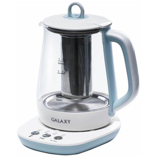 Фото - Чайник GALAXY GL 0591 голубой galaxy gl 6193 голубой