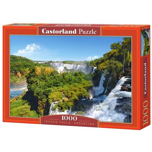 Пазл Castorland Iguazu Falls, Argentina (C-101917), 1000 дет.