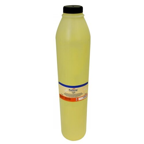 Универсальный тонер ProfiLine (S107), Yellow(желтый) 600г для лазерных принтеров HP/Canon: CB542,CE312,322,Q2672,6002,6462,6472,C9702,C9732,CE252,262,742/ LBP 5050,7010,5000,2710