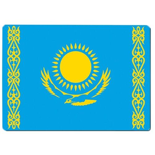 Коврик для мыши Флаг Казахстана