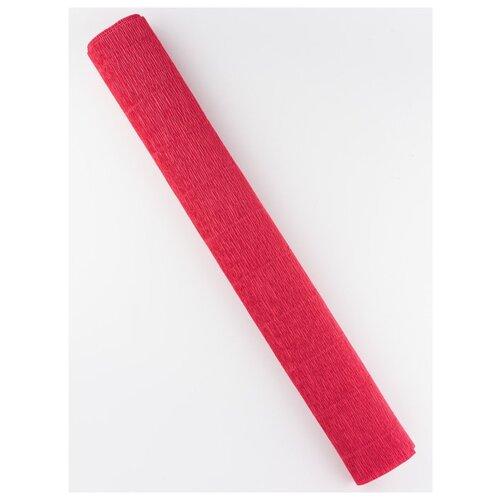 Купить Бумага гофрированная 50см х 2, 5м., 180г/м., Cartotecnica Rossi, 017/А6 красный, Цветная бумага и картон