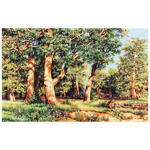 Набор для вышивания,Дубовая рощапо картине Шишкина, Luca-S 50,5 х 32 см ( G476 )