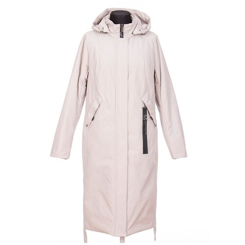 Фото - Куртка Mishele, размер 60, бежевый куртка icepeak 650010588iv размер 140 бежевый