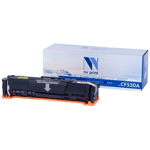 Фото - Картридж NVP совместимый NV-CF530A Black картридж nvp совместимый nv cf530a black для hp color laserjet pro m180n m181fw 1100k