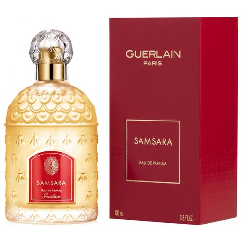 Купить Туалетные духи (eau de parfum) Guerlain woman Samsara (new Design) Туалетные духи 100 мл.