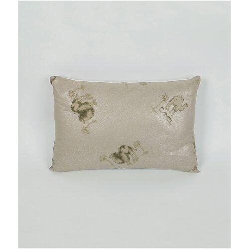 Подушка Акварель (верблюжья шерсть) 50х70 подушки для беременных dream time подушка верблюжья шерсть 50х70 полиэстер