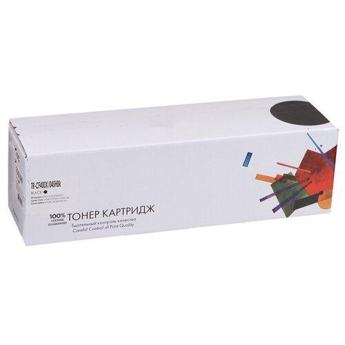 Фото - Картридж Target TR-CF400X/045HBk Black для HP LJ Pro M252/M277/M274/Canon i-Sensys LBP 610C/MF630C картридж target tr ce273a magenta для hp lj cp5520