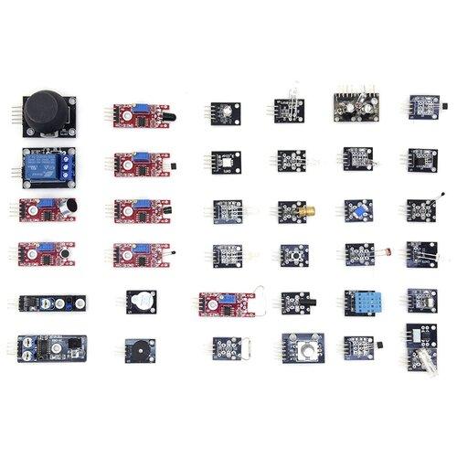 Набор для моделирования Ардуино (Arduino) Sensor Kit 37 шт.