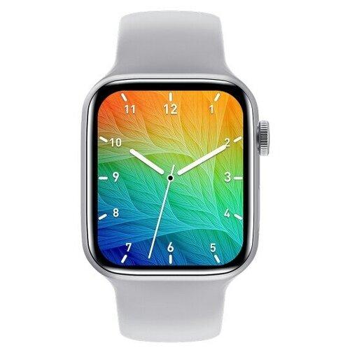 Умные часы IWO HW22 PRO MAX Series 6, серые