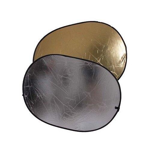 Фото - Отражатель FST RD-021 GS 90x120 см. 2 в 1 золото/серебро отражатель 7 в 1 fst rd071 60x90см