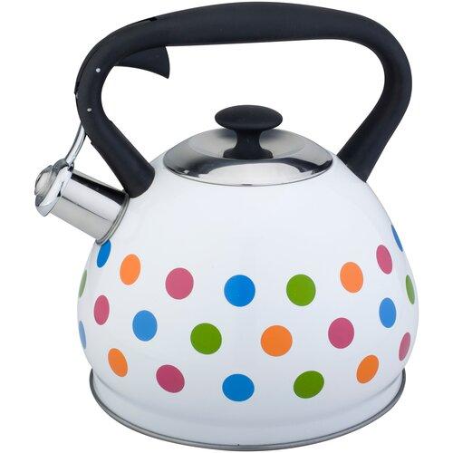 Чайник мет. BK-S595 3л Premium чайник металлический bk s637 3л