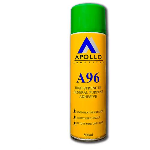 Клей аэрозольный Apollo A096 500мл