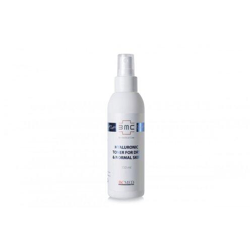 Купить Тоник для сухой и нормальной кожи с гиалуроновой кислотой Hyaluronic Toner for dry & normal skin | BIO MEDICAL CARE