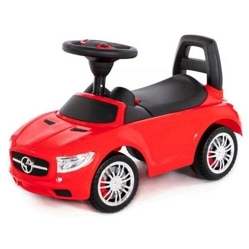 Игрушка-каталка полесье автомобиль