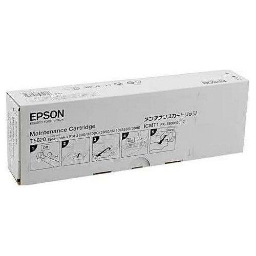 Epson C13T582000 Емкость для отработанных чернил (памперс) для Stylus Pro 3800/3880/SC-P800