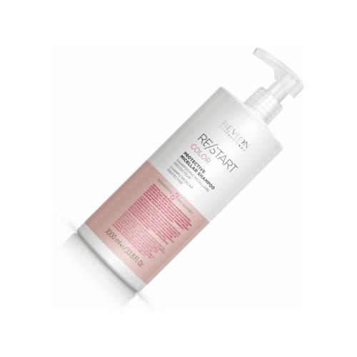 Купить Шампунь мицеллярный для окрашенных волос, revlon restart color protective micellar shampoo 1000 мл., Revlon Professional