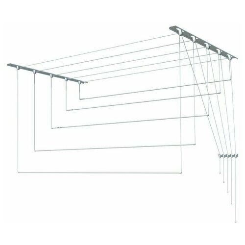Сушилка для белья ПТФ Лиана «Лиана—М», 2.4 м