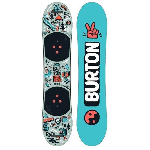 Сноуборд BURTON After School Special (21-22) мультиколор крепления в комплекте 80 сноуборд burton paramount 19 20