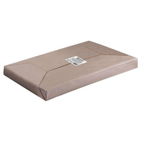Картон для подшивки документов А4, немелованный, 100 листов, 260 г/м2, BRAUBERG, 210х297 мм, 124877