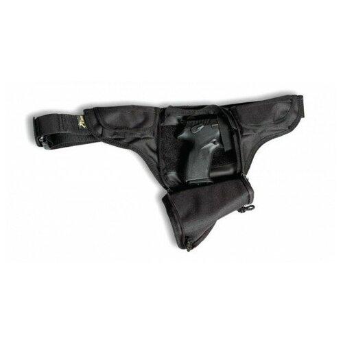 Сумка поясная VEKTOR для пистолета Т10, ПЯ, Глок 19