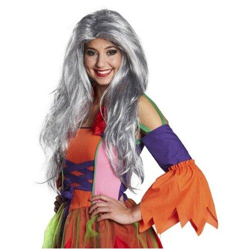 Серый парик (10016), RUBIE'S  - Купить