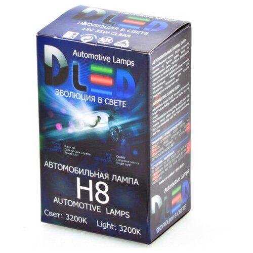 Галогенная автомобильная лампа H8 35W