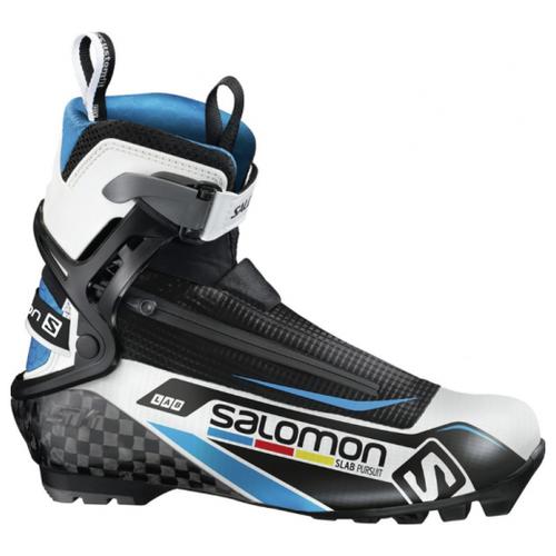 Лыжные ботинки Salomon S/Lab Pursuit 377496 SNS Pilot (черный/синий/белый) 2016-2017 47 RU кроссовки salomon salomon s lab sense 8