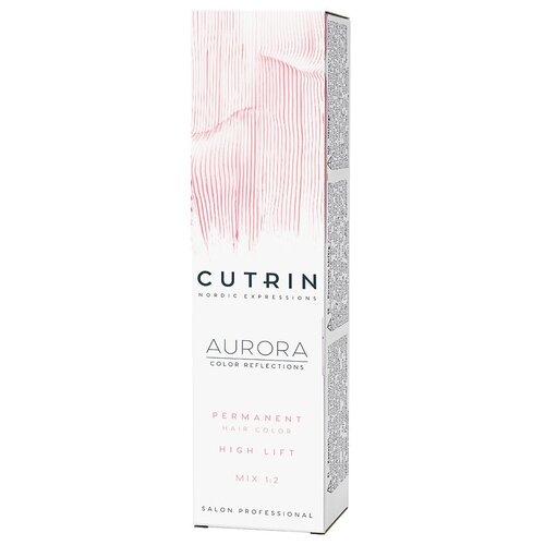 Фото - Cutrin AURORA Крем-краска для волос, 11.16 Чистый перламутровый блондин, 60 мл cutrin aurora крем краска для волос 6 75 брауни 60 мл