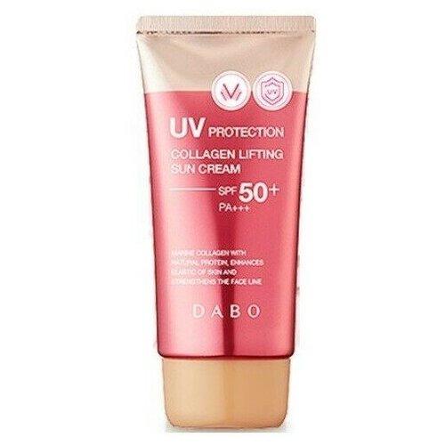 Купить Солнцезащитный крем Dabo Collagen Lifting Sun Cream PA++ SPF50+ 70 мл