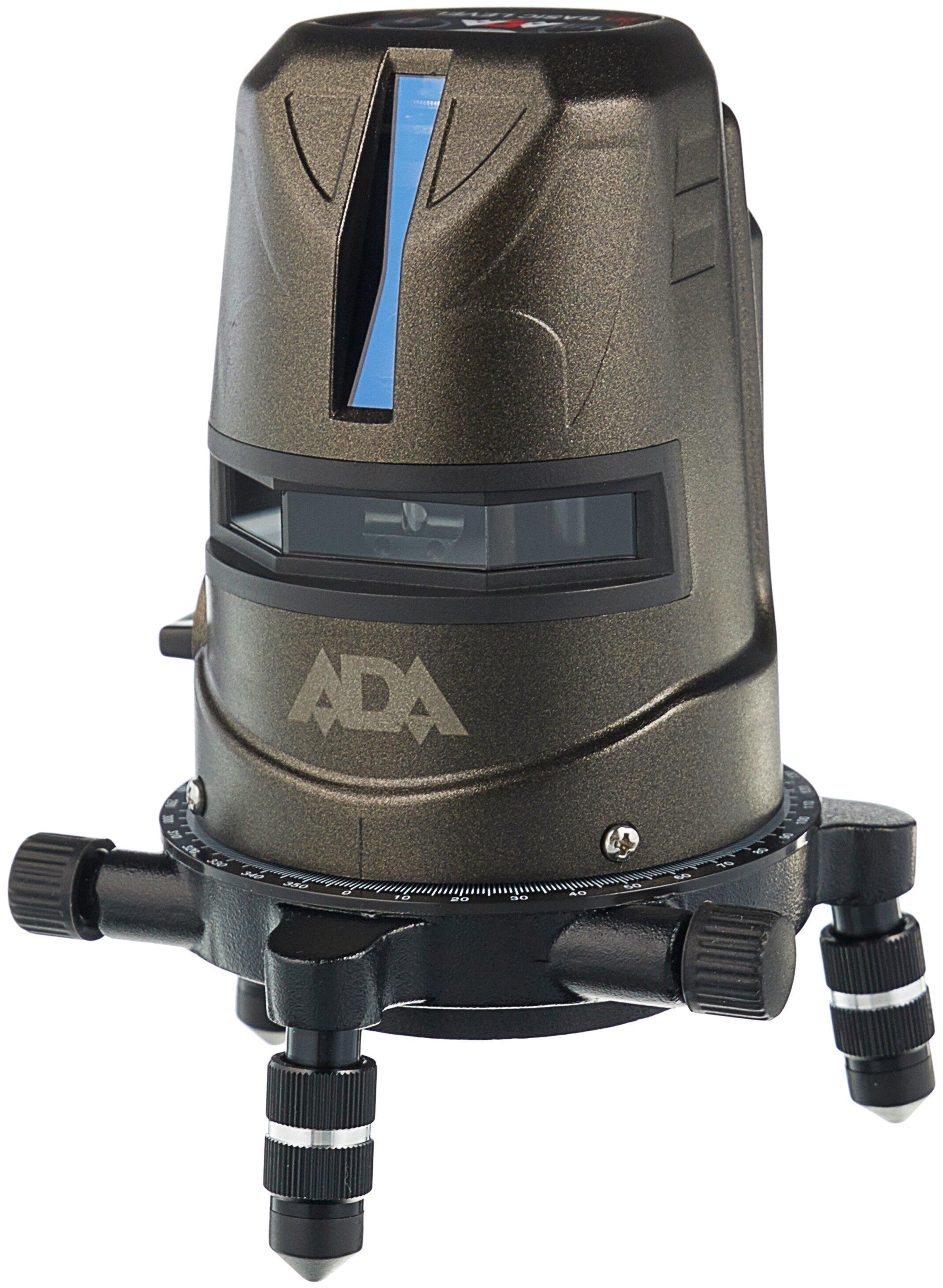 Лазерный уровень ADA instruments 2D Basic Level (А00239) — купить по выгодной цене на Яндекс.Маркете