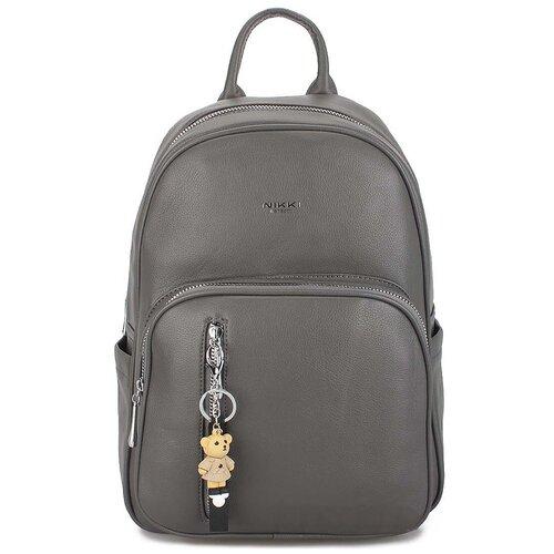 Рюкзак «Nikki» 1234 Grey