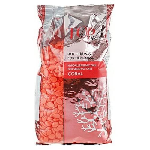 Купить Горячий пленочный воск в гранулах ItalWax (Coral), 750 гр.
