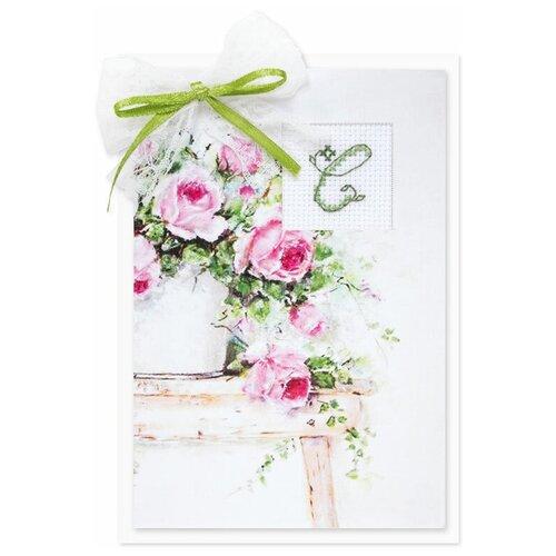 Фото - Набор для изготовления открытки LUCA-S (S)P-88 набор для вышивания luca s s p 84 набор для изготовления открытки розовая магнолия