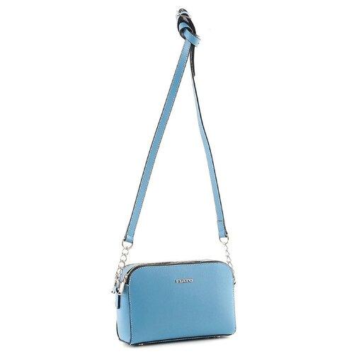 Сумка Fiato collection, 4395 сафьяно голубой сумка fiato сумка