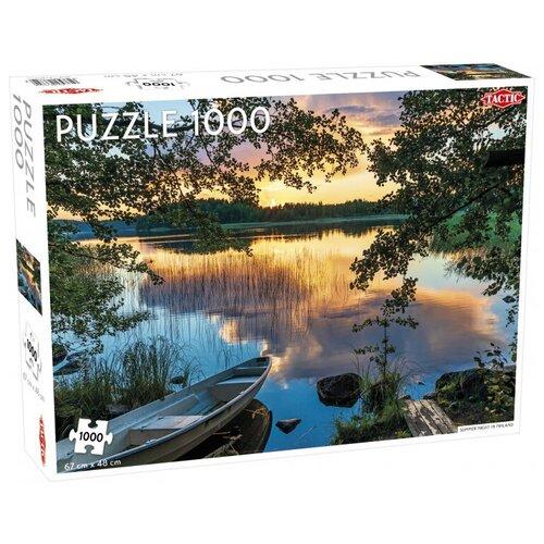 Puzzle Летняя ночь в Финляндии 1000 элементов