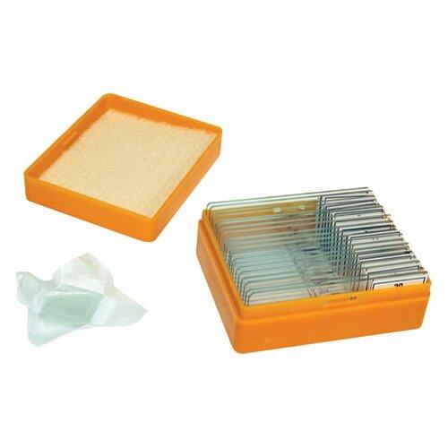 Набор готовых микропрепаратов LEVENHUK N20 NG (20 образцов стекла) 29277 1 шт.