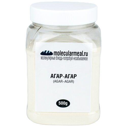Molecularmeal Агар-агар 900 Blum (E406) 500 г