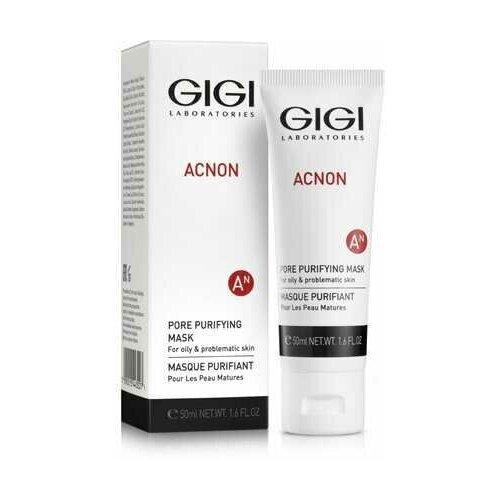 Купить GIGI ACNON Pore purifying mask Маска Акнон для глубокого очищения пор, 50 мл