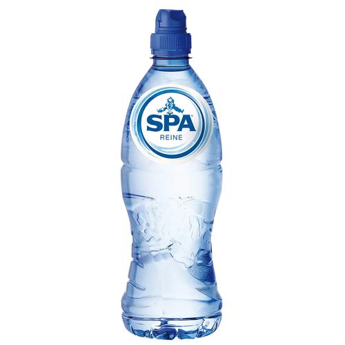 Вода минеральная Spa Reine (Спа Рейн) природная без газа 6 шт по 0,75 л