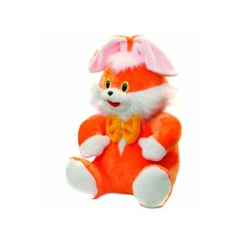 Аймид 305 Зайчик Сёма оранжевый 75 см